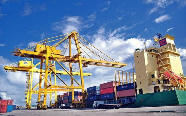 Xuất nhập khẩu 2 tháng đầu năm đạt 74 tỷ USD - Ảnh 1
