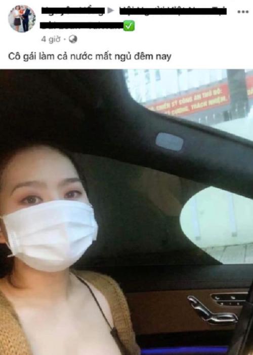 Cô gái Hà Nội khốn khổ vì bị lấy ảnh gán là bệnh nhân số 17 nhiễm Covid-19 - Ảnh 1
