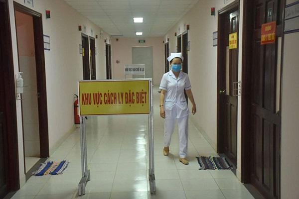 Công an mời làm việc một trường hợp trốn cách ly y tế về địa phương - Ảnh 1