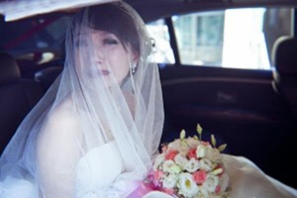 Đám cưới không đoàn rước dâu, cha cùng con gái vượt 400km về nhà chồng - Ảnh 1