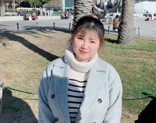 """Hot girl ngực """"khủng"""" ở Hải Dương khoe bạn trai người Nhật đẹp như tài tử - Ảnh 4"""