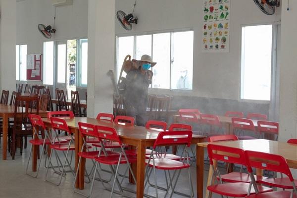 Ninh Thuận tiếp tục cho học sinh nghỉ học đến khi có thông báo mới - Ảnh 1