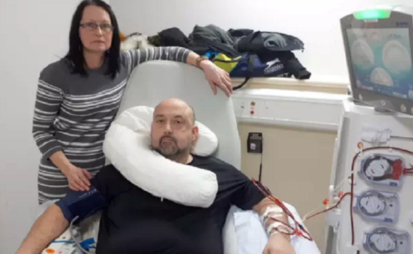 Tin tức đời sống mới nhất ngày 21/3/2020: Chồng được cứu sống nhờ vợ tặng thận làm quà sinh nhật - Ảnh 1