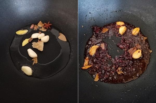Bữa tối hao cơm với món bò om cà chua mềm ngon - Ảnh 2
