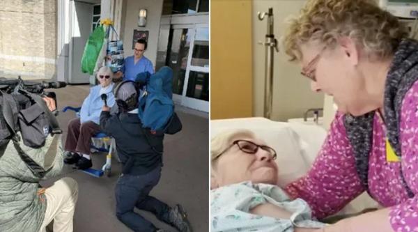 Tin tức đời sống mới nhất ngày 27/3/2020: Cụ bà 90 tuổi đánh bại virus SARS-CoV-2 - Ảnh 1