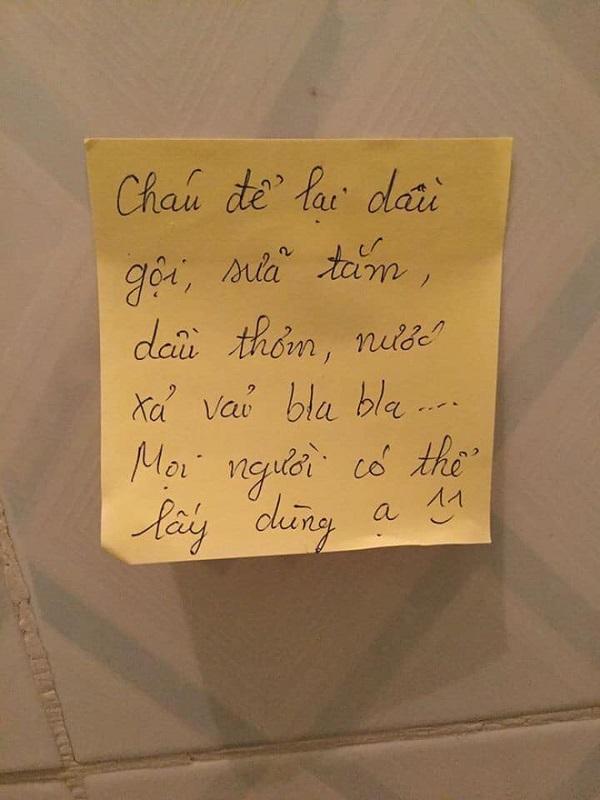 """Thức đến 2h sáng viết lời nhắn đến người cách ly, nữ sinh khiến dân mạng thốt lên """"đáng yêu quá"""" - Ảnh 9"""
