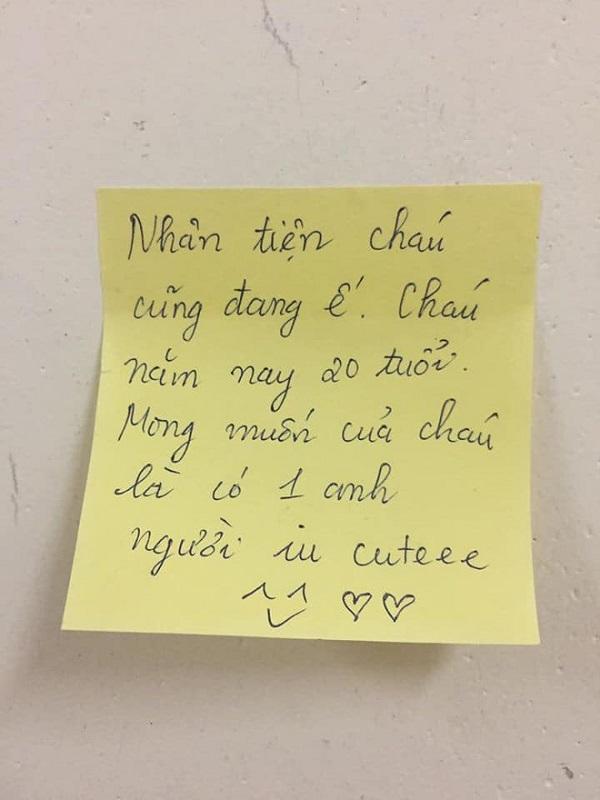 """Thức đến 2h sáng viết lời nhắn đến người cách ly, nữ sinh khiến dân mạng thốt lên """"đáng yêu quá"""" - Ảnh 3"""