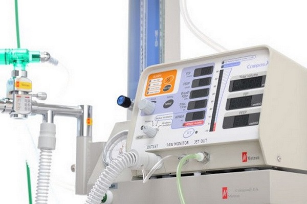 Việt Nam sẽ có thêm 2.000 máy thở điều trị Covid-19 - Ảnh 1