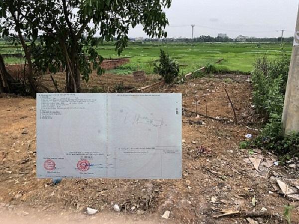 """Thạch Thất báo cáo TP. Hà Nội về đầu tư tại 2 khu đô thị, nơi vừa xảy ra cơn """"sốt"""" đất - Ảnh 1"""