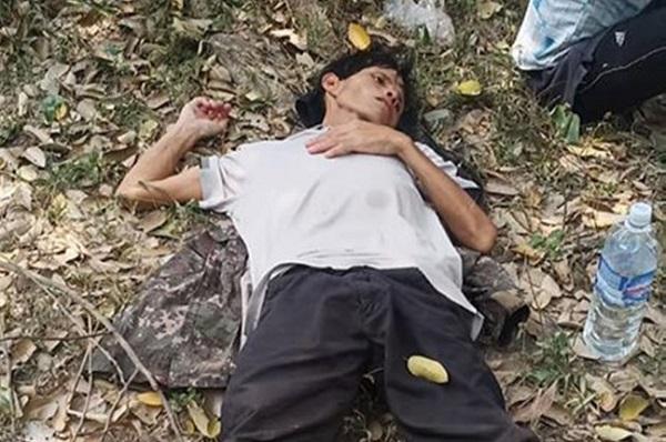 Bắt giữ nghi phạm sát hại người tình 48 tuổi rồi trốn vào rừng sâu - Ảnh 1