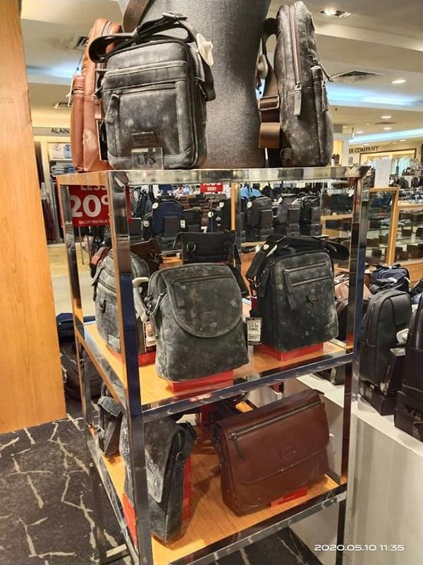 Quay lại cửa hàng sau 2 tháng nghỉ dịch Covid-19, nhân viên trung tâm mua sắm choáng với cảnh tượng trước mắt - Ảnh 2