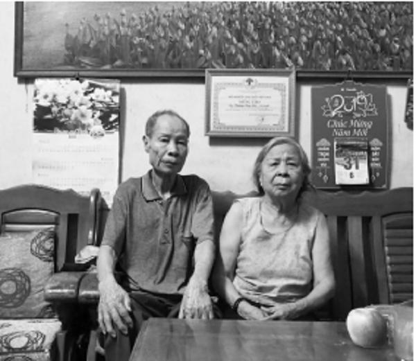 Chuyện về cụ bà 84 tuổi, 75 năm đi tìm lại gia đình sau bi kịch ly tán - Ảnh 1