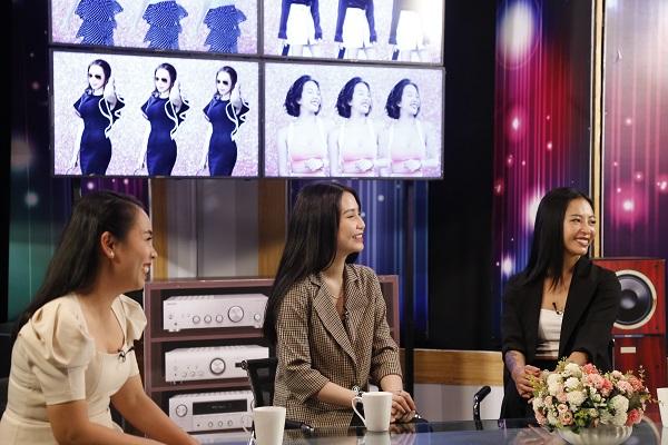 Siêu Mom Siêu Tám: Pông Chuẩn, Hana Giang Anh chia sẻ kinh nghiệm làm vợ - Ảnh 3