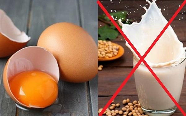 """Những thực phẩm """"đại kỵ"""" khi ăn với trứng, chớ dại ăn cùng kéo hối không kịp - Ảnh 2"""