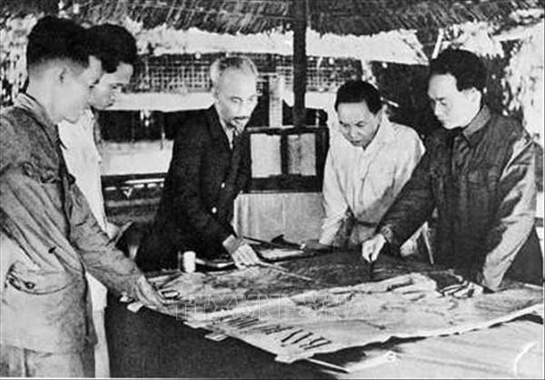 66 năm Chiến thắng Điện Biên Phủ: Đỉnh cao chói lọi trong lịch sử đấu tranh chống ngoại xâm của dân tộc Việt Nam - Ảnh 1