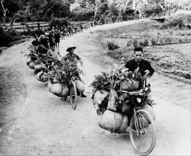 66 năm Chiến thắng Điện Biên Phủ: Đỉnh cao chói lọi trong lịch sử đấu tranh chống ngoại xâm của dân tộc Việt Nam - Ảnh 3
