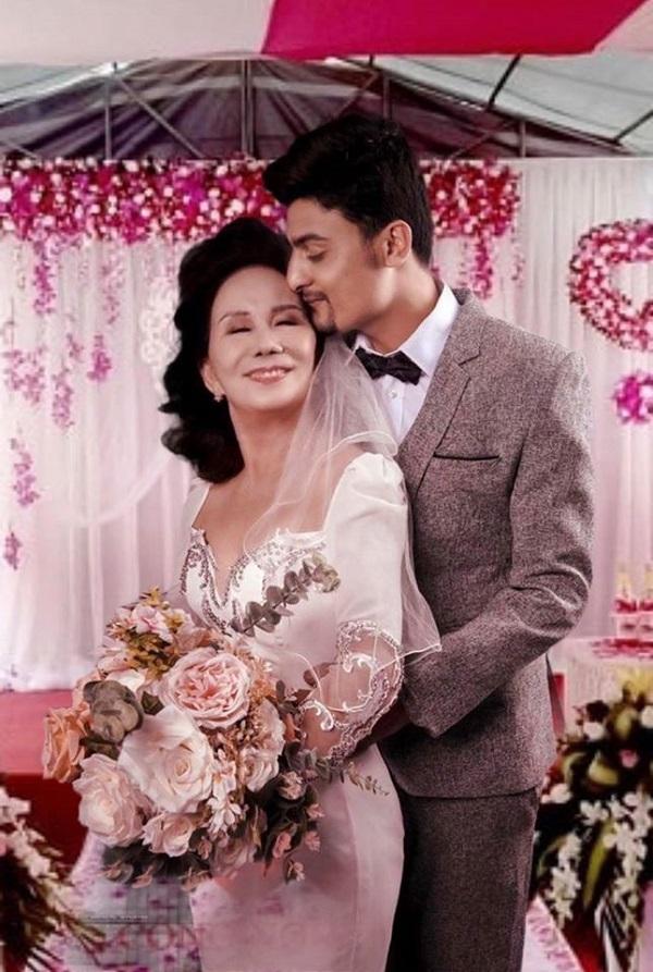 Dân mạng bất ngờ trước thông tin cô dâu 65 tuổi tổ chức đám cưới với chồng trẻ 24 tuổi? - Ảnh 1