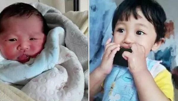 Mẹ phát khóc khi nhìn con mới sinh tím như củ khoai môn, ngoại hình sau 3 tháng mới là điều bất ngờ - Ảnh 4