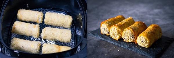 Vừa ngon lại lợi đủ đường với món bánh mì cuộn khoai chiên ăn sáng - Ảnh 3