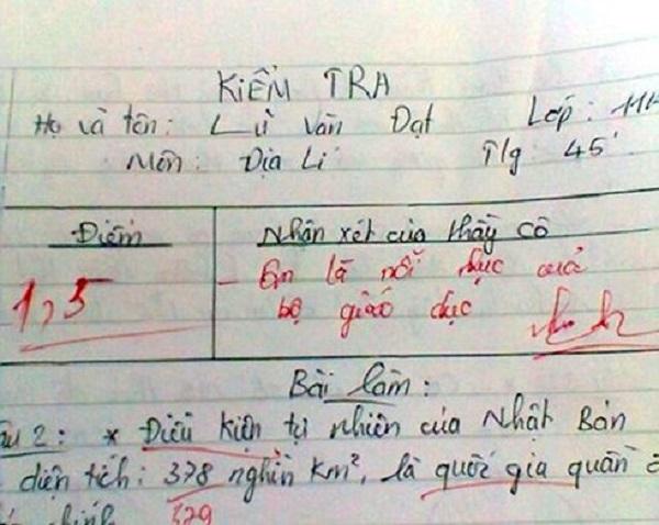 """Bài """"hoàn hảo"""" nhưng chỉ được 4 điểm, lời phê cực gắt của giáo viên khiến tất cả """"đứng hình"""" - Ảnh 4"""