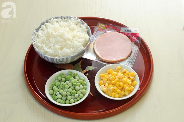 Chỉ cần làm theo cách này, bạn có ngay món cơm cực ngon lại đẹp mặt cho bữa trưa - Ảnh 1