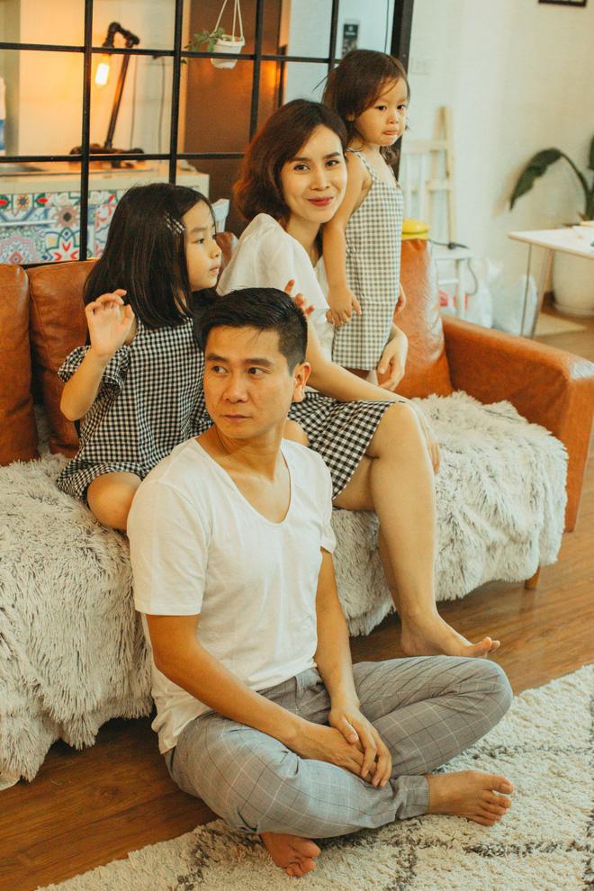 Lưu Hương Giang bất ngờ khoe ảnh 2 con gái lớn nhanh tới mức không nhận ra - Ảnh 6