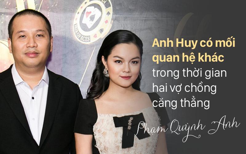 Tin tức đời sống mới nhất ngày 26/10/2018: Phạm Quỳnh Anh xác nhận Quang Huy có mối quan hệ khác trước khi ly hôn - Ảnh 1