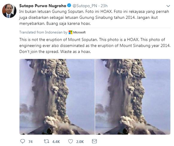 Người dân Indonesia hoảng loạn vì những tin đồn thất thiệt sau thảm họa kép - Ảnh 2