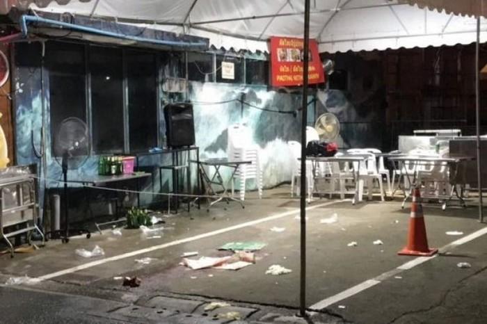 Hai du khách thiệt mạng do đạn lạc từ cuộc đấu súng của băng đảng Thái Lan - Ảnh 1