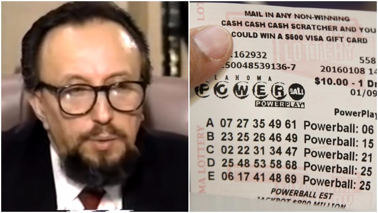 """""""Thánh"""" trúng xổ số 14 lần tiết lộ bí quyết mua vé là trúng - Ảnh 1"""