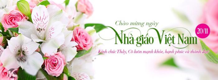 21 bức hình đẹp chúc mừng ngày nhà giáo Việt Nam 20/11 - Ảnh 11