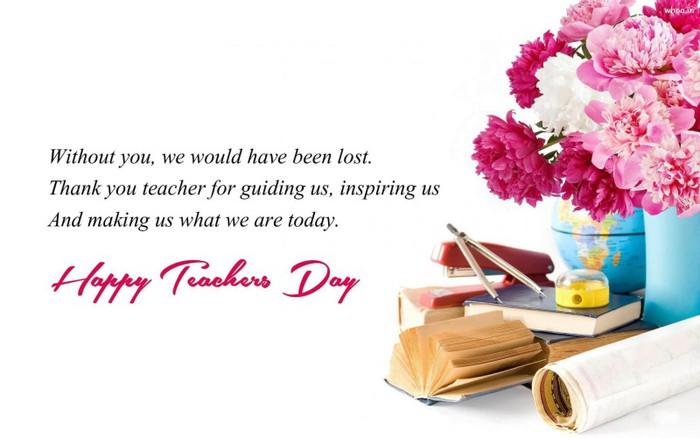 21 bức hình đẹp chúc mừng ngày nhà giáo Việt Nam 20/11 - Ảnh 14