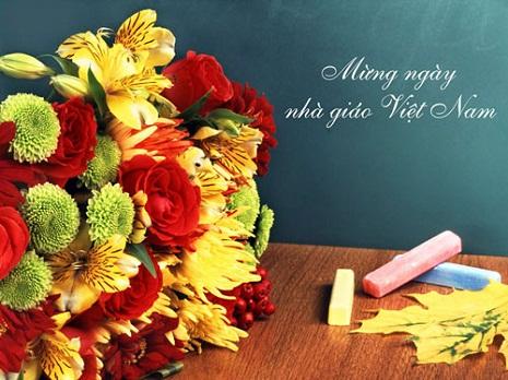 21 bức hình đẹp chúc mừng ngày nhà giáo Việt Nam 20/11 - Ảnh 18