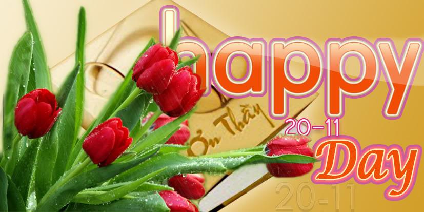 21 bức hình đẹp chúc mừng ngày nhà giáo Việt Nam 20/11 - Ảnh 20