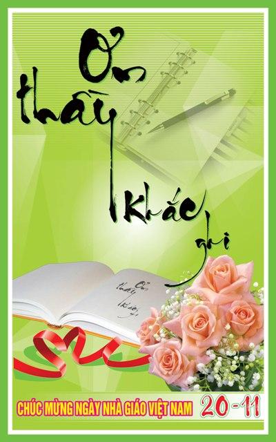 21 bức hình đẹp chúc mừng ngày nhà giáo Việt Nam 20/11 - Ảnh 4