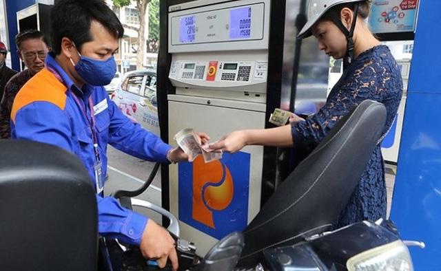 Giá xăng dầu giảm mạnh từ 15h hôm nay - Ảnh 1