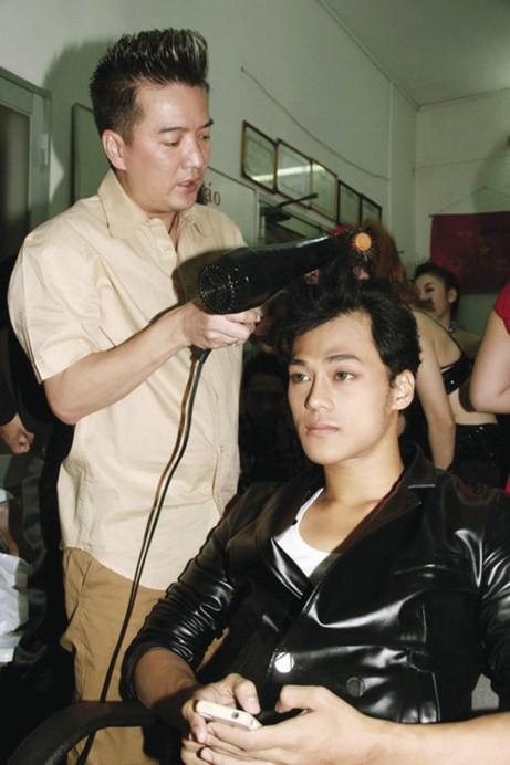 Sự nghiệp của Phan Ngọc Luân trước khi tiết lộ 'ngủ chung' với Đàm Vĩnh Hưng - Ảnh 3