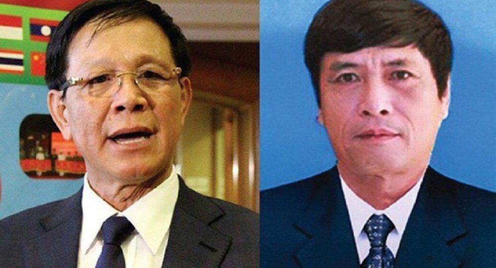 Vì sao VKS đính chính cáo trạng vụ Phan Văn Vĩnh, Phan Sào Nam? - Ảnh 1