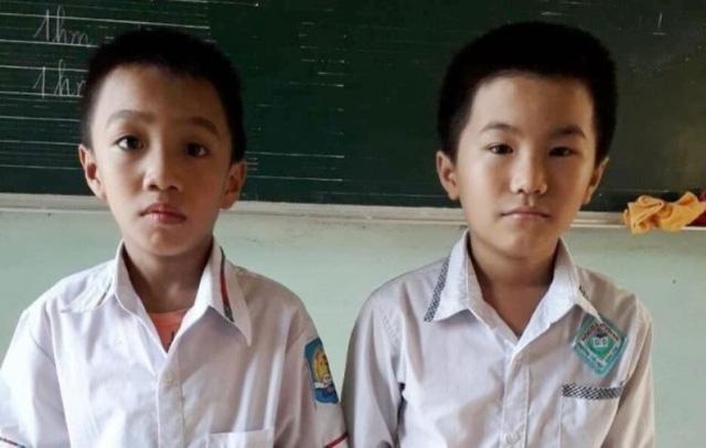 Thanh Hóa: Hai học sinh nghèo trả lại 15 triệu đồng cho người đánh rơi - Ảnh 1