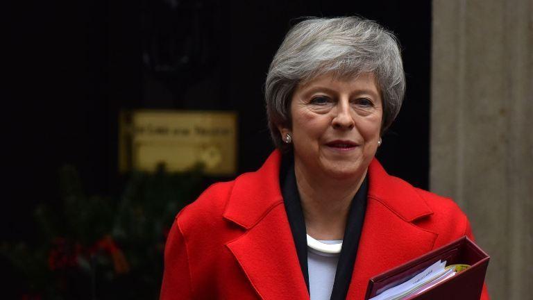 Thủ tướng Anh Theresa May đối mặt bỏ phiếu bất tín nhiệm ngay ngày hôm nay - Ảnh 1