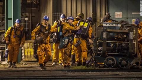 13 người thiệt mạng trong vụ nổ hầm mỏ tại Séc - Ảnh 1