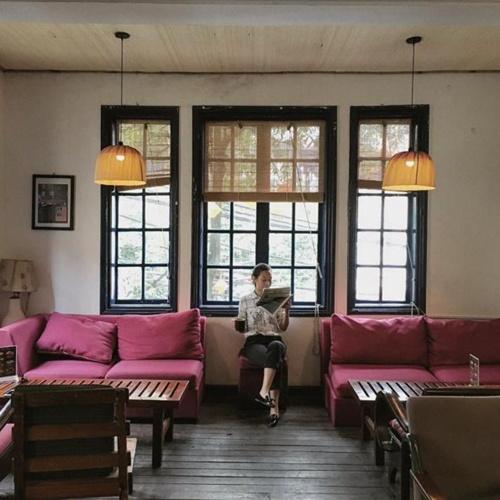 10 quán cà phê yên tĩnh đáng đến nhất trong kỳ nghỉ Tết Dương lịch 2019 ở Hà Nội - Ảnh 3