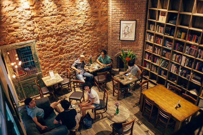 10 quán cà phê yên tĩnh đáng đến nhất trong kỳ nghỉ Tết Dương lịch 2019 ở Hà Nội - Ảnh 18