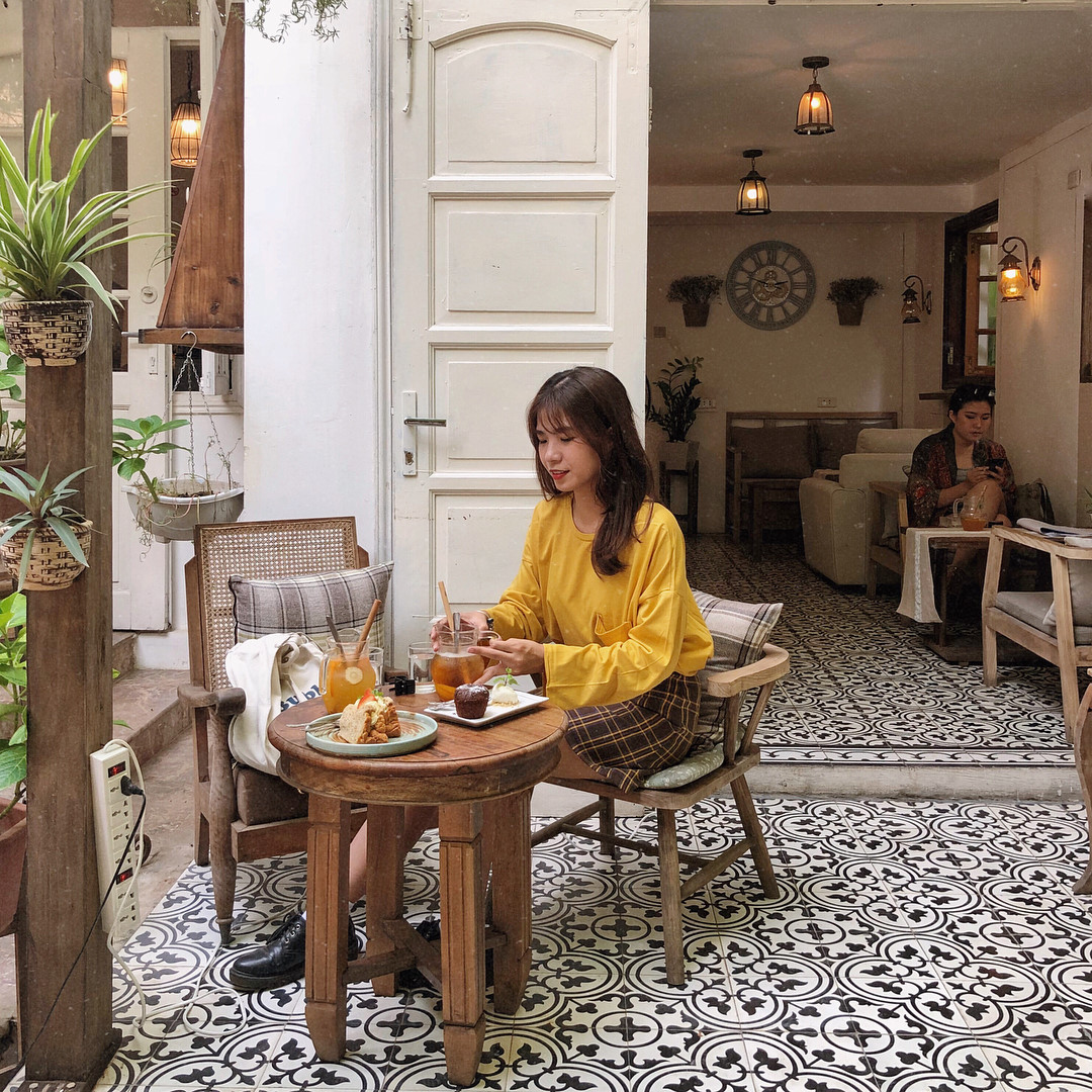 10 quán cà phê yên tĩnh đáng đến nhất trong kỳ nghỉ Tết Dương lịch 2019 ở Hà Nội - Ảnh 20