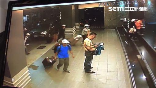 """Những hình ảnh cuối cùng của 152 du khách Việt ở Đài Loan trước khi """"mất tích"""" - Ảnh 1"""