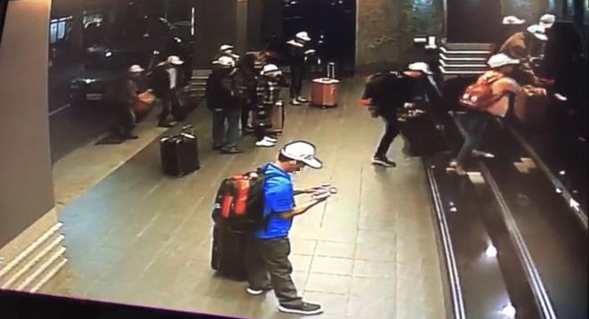 """Những hình ảnh cuối cùng của 152 du khách Việt ở Đài Loan trước khi """"mất tích"""" - Ảnh 2"""