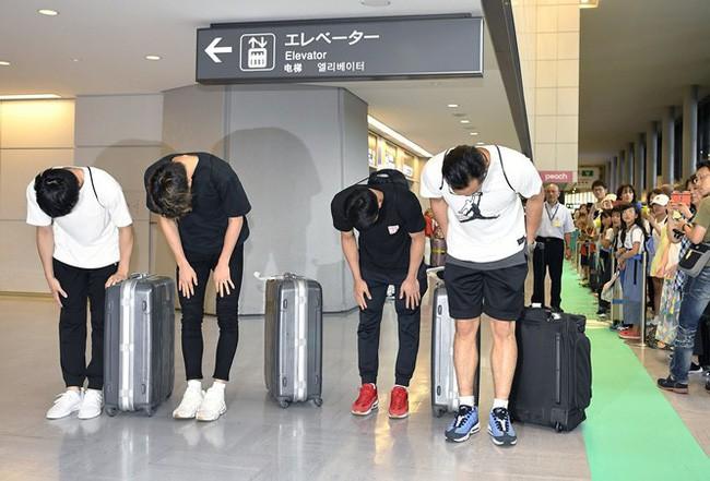 4 VĐV Nhật Bản phải tự mua vé máy bay về nước vì mua dâm khi đang tham dự ASIAD 18 - Ảnh 1