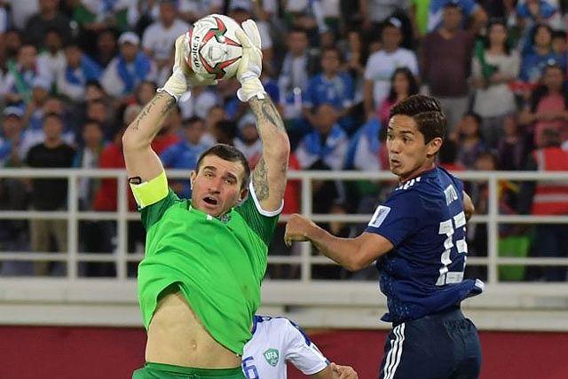 """Đội hình tiêu biểu lượt cuối vòng bảng Asian Cup của Goal: """"Song Hải"""" góp mặt - Ảnh 1"""