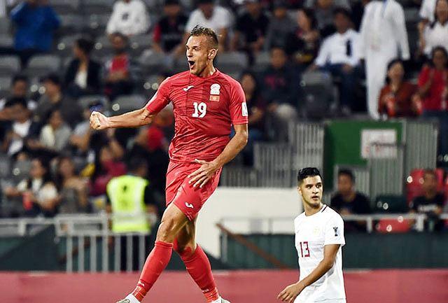 """Đội hình tiêu biểu lượt cuối vòng bảng Asian Cup của Goal: """"Song Hải"""" góp mặt - Ảnh 11"""