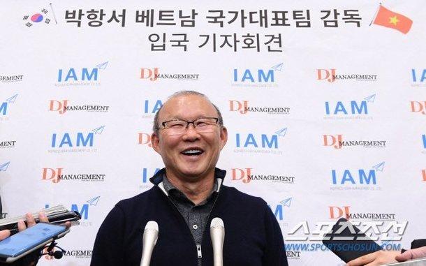 Câu trả lời bất ngờ của VFF trước thông tin thầy Park không muốn dẫn dắt U23 Việt Nam - Ảnh 1